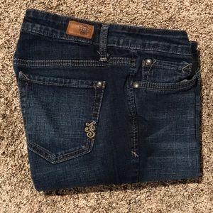 Jessica Simpson Rockin Curvy Boot Jeans